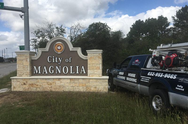 Pressure Washing Magnolia TX